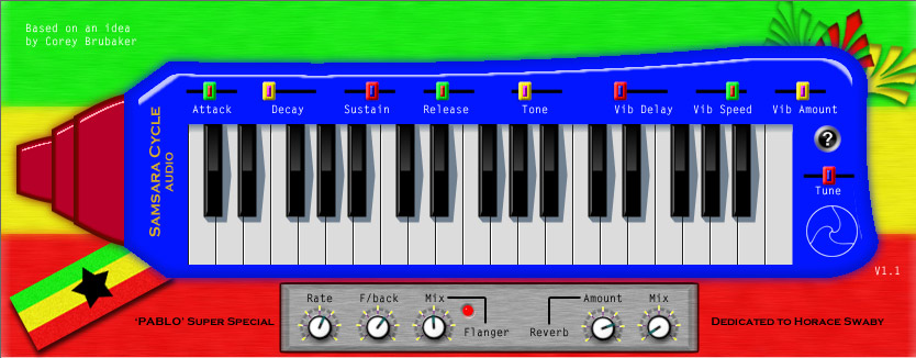 SMP1 Virtual Melodica