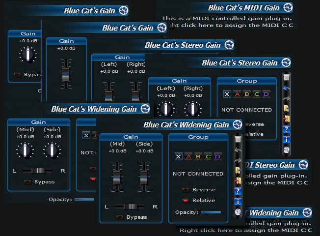 gain suite vst