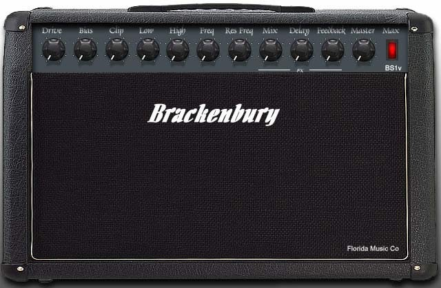 brackenbury 1-tube amps