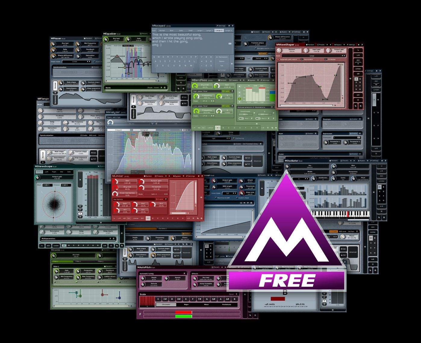 m free effects bundle 2014